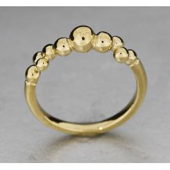 """""""Berry ringen"""" en serie af ringe Colding design"""