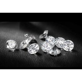 Brillanter - løse stene til dit smykke isættes gratis