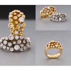 Magnum Champagne ringen Colding Design