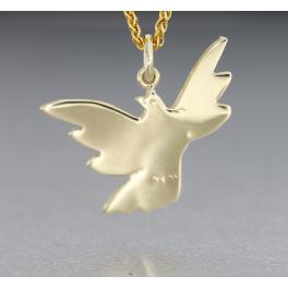 """""""Fredoom"""" Originalen sølv Colding design"""