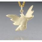 """""""Fredoom"""" Originalen sølv forgyldt Colding design"""