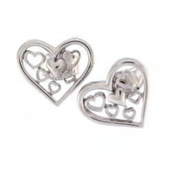 Romance øre pynt sølv
